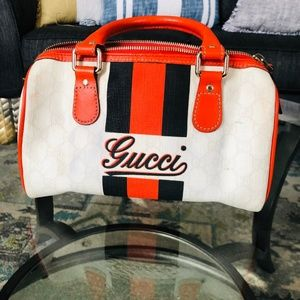 Gucci Colored Hand Bag